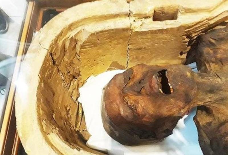 آیا جسد مومیایی را میتوان شناسایی کرد؟