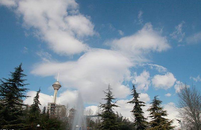 فردا آسمان کشور صاف است/ جمعه سامانه بارشی جدید وارد میشود