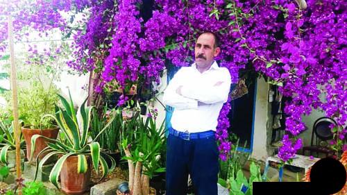 مرد ایرانی که عجیبترین شغل دنیا را دارد + عکس
