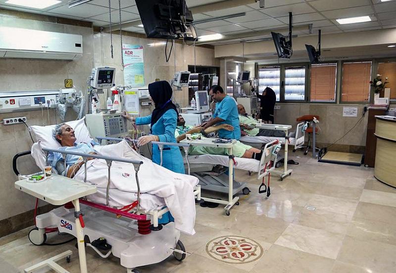 هدر رفت سرمایه در بیمارستان های هیات امنایی