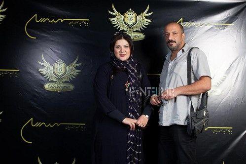 خانم بازیگر ایرانی که فرزند طلاق است + عکس