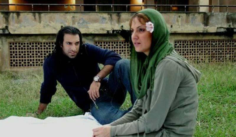 مهناز افشار و آقای بازیگر در سالهای گذشته! + عکس