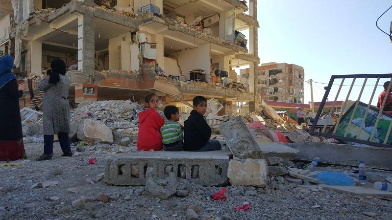 نگرانی از اپیدمی بیماریهای واگیر در مناطق زلزلهزده
