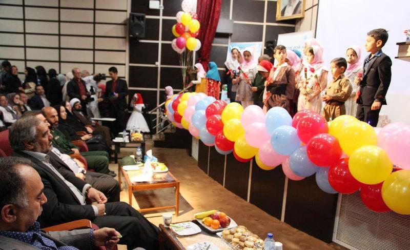 جشن بهبودی و سلامت 126 کودک رهایی یافته از بیماری سرطان +عکس