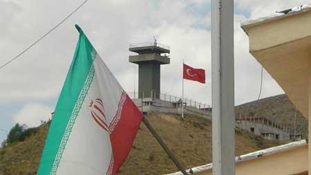پایان عملیات احداث دیوار در مرز ایران و ترکیه + عکس