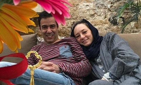 زوج همیشه خندان سینمای ایران! + عکس
