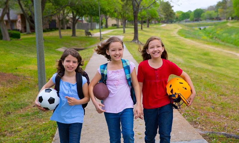 ورزشهای مناسب دختران نوجوان
