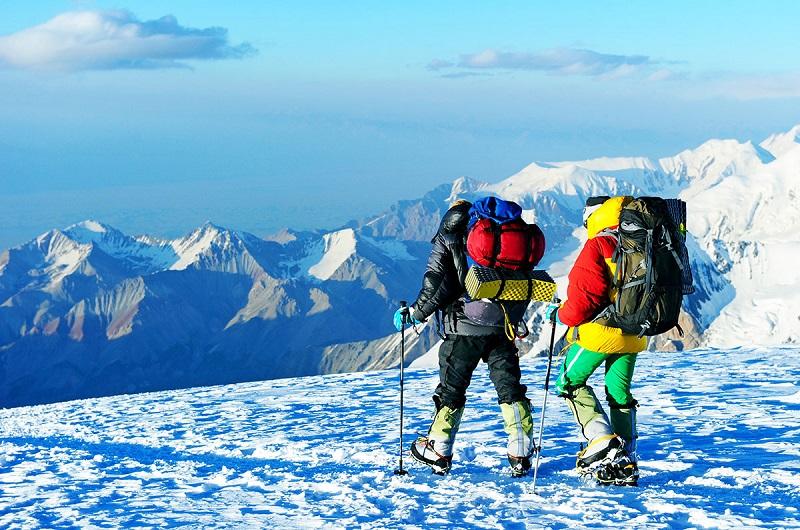 فواید سلامتی کوه پیمایی