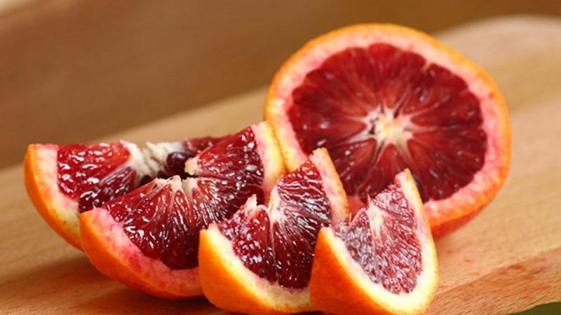 پرتقال خونی را فراموش نکنید