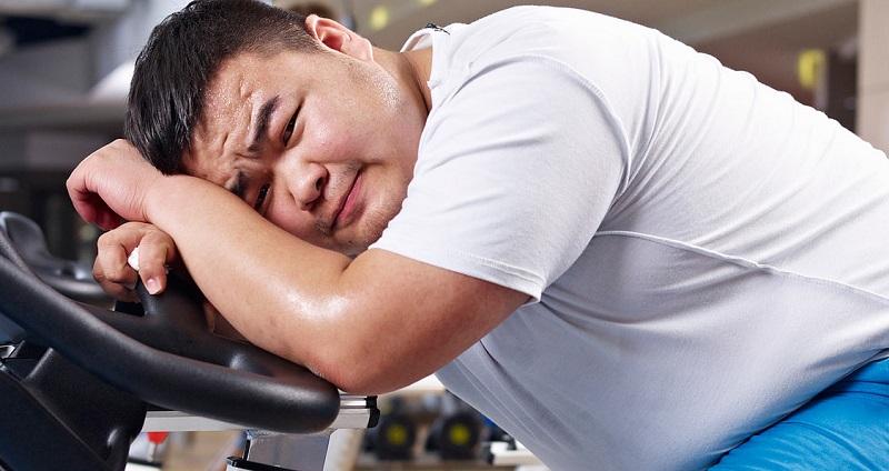چرا ورزش کردن برای چاق ها سخت است؟