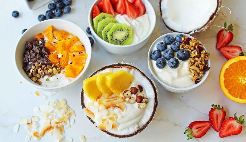 6 خوراکی که به هضم غذا کمک زیادی میکند
