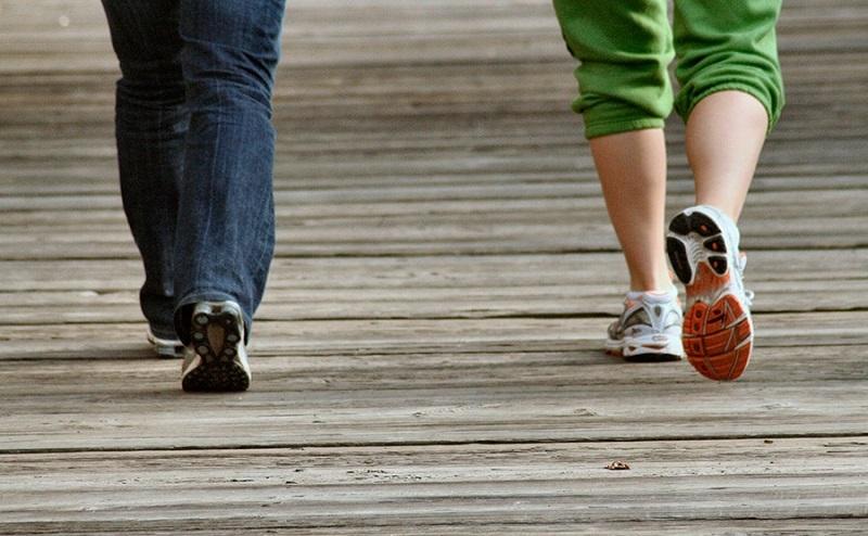 درست و اصولی پیاده روی کنید