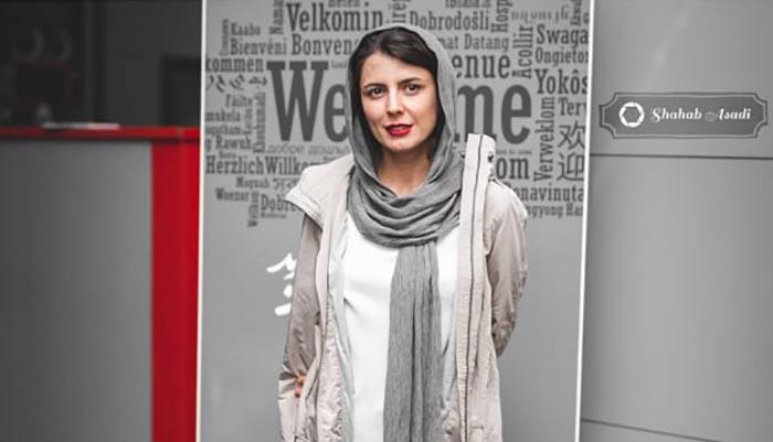 پوشش «لیلا حاتمی» در یک مراسم + عکس