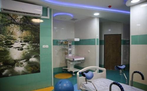 افتتاح دوبخش تخصصی  در بیمارستان ولی عصر(عج) خرمشهر
