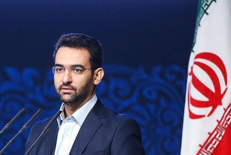 واکنش وزیر ارتباطات به تیتر یک خبر در رسانهها + عکس