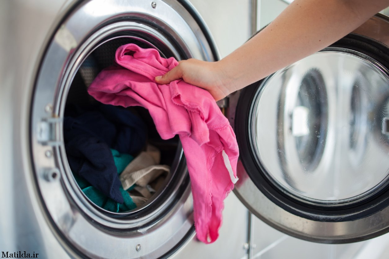 نحوه شستن لباس های نخی