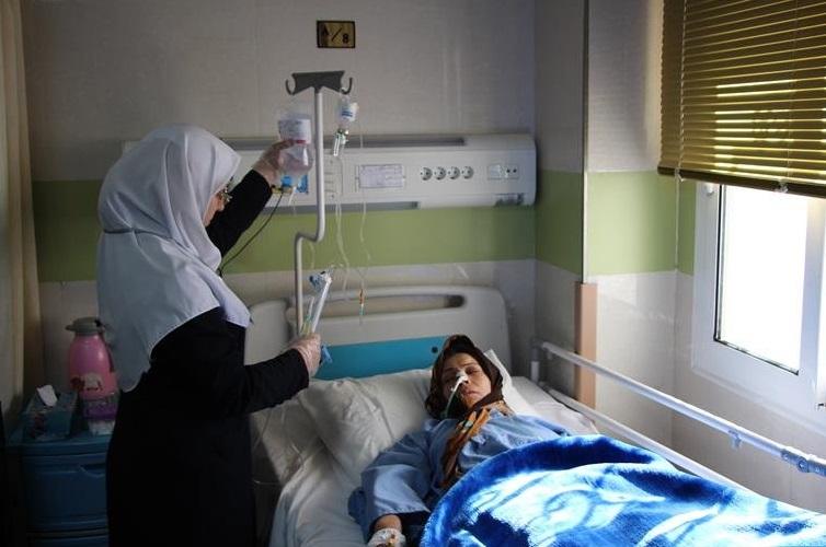 القای برده داری پرستاران در بیمارستان های مستقل