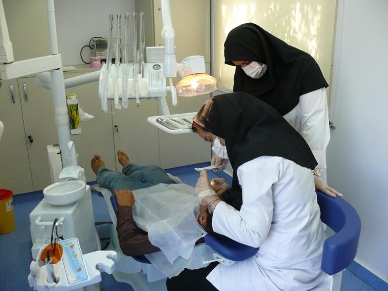 برخورد بد با بیماران تالاسمی در مطب دندانپزشکی