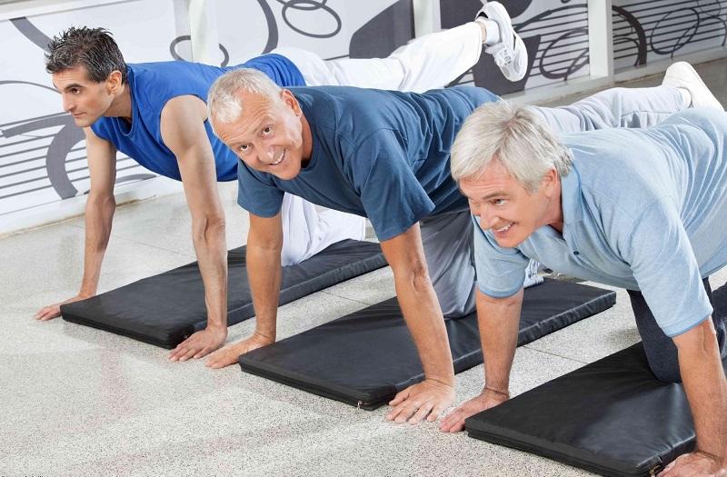 ورزش های مناسب برای کسانی که پوکی استخوان دارند