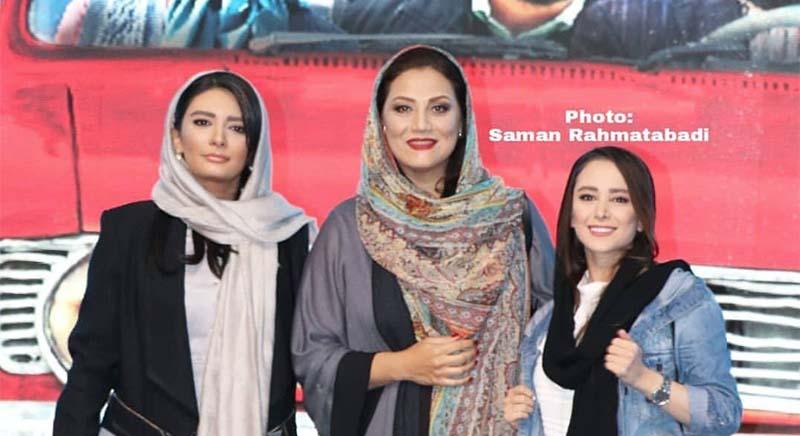 پوشش خانم های بازیگر در فرش قرمز! + عکس