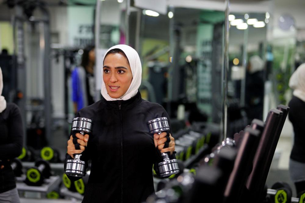 بدنسازی زنان در عربستان + عکس