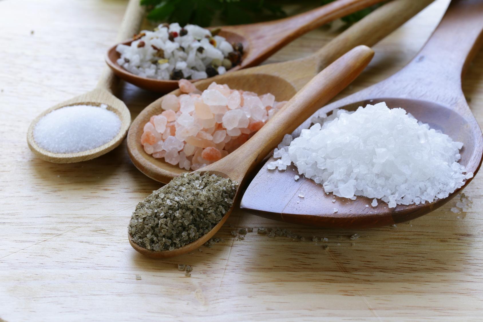 هرگز از این نوع نمک برای پخت و پز استفاده نکنید