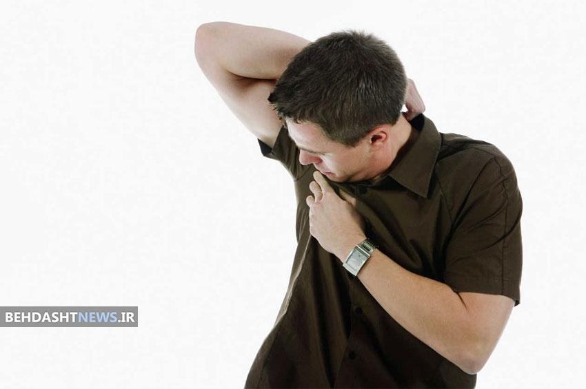 نسخههای اعجابانگیز خانگی برای رفع بوی بد عرق