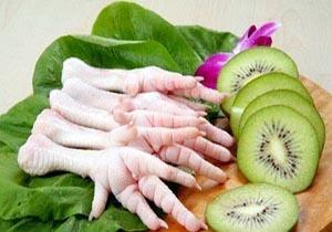 خواص غذایی و طبی پای مرغ