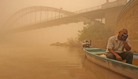 اهواز آلودهترین کلانشهر جهان!