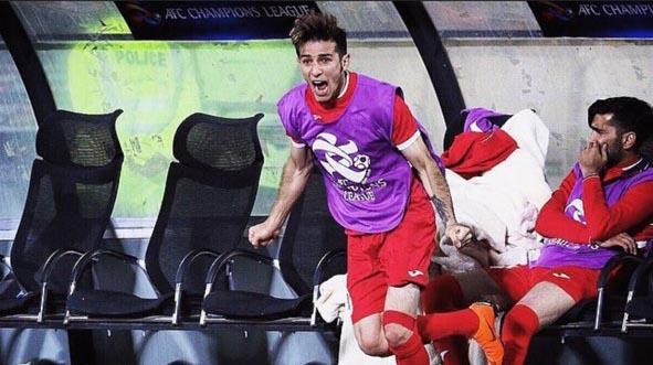 عکس جنجالی از نیمکت پرسپولیس پس از گل دوم! + عکس