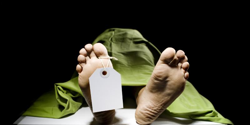 سقوط مرگبار مرد جوان