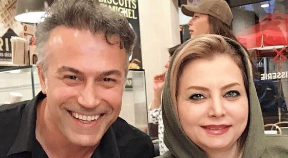 تیپ «دانیال حکیمی» و همسرش در خارج از کشور + عکس