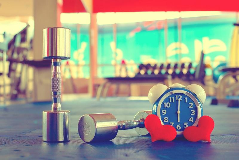 بهترن زمان روز برای ورزش کردن چه ساعتی است ؟