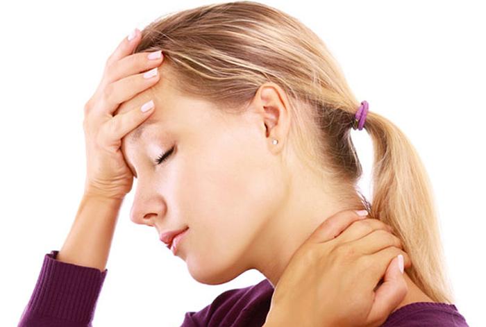 تقویت گردن و درمان گردن درد با ورزش های ساده