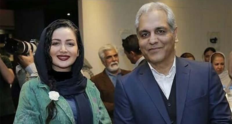 «مهران مدیری» و «شیلا خداداد» در یک مهمانی + عکس