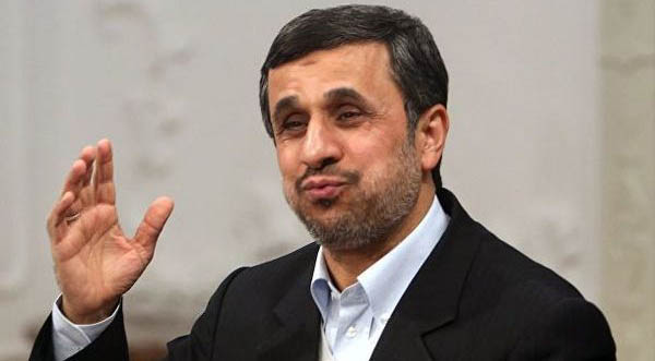 تصویری متفاوت از سفر احمدینژاد به عربستان! (عکس)