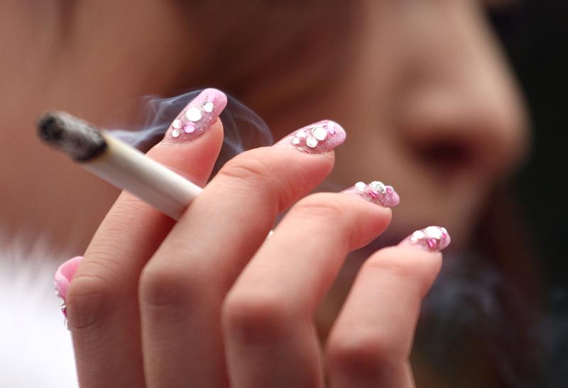 دخانیات، راهکاری موقت برای کسب آرامش نسبی