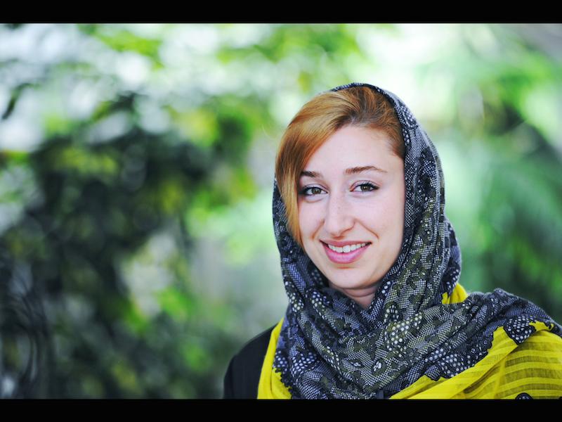 دختر ایرانی-آمریکایی نامزد بهترین مربی سال آمریکا شد + عکس