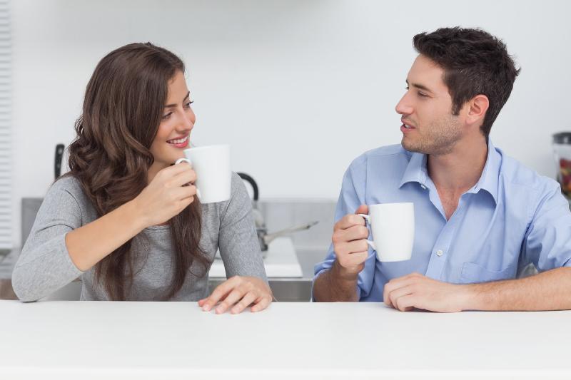تکنیک ساده برای به حرف آوردن همسر کمحرف