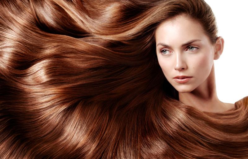 یک راه برای تقویت موها