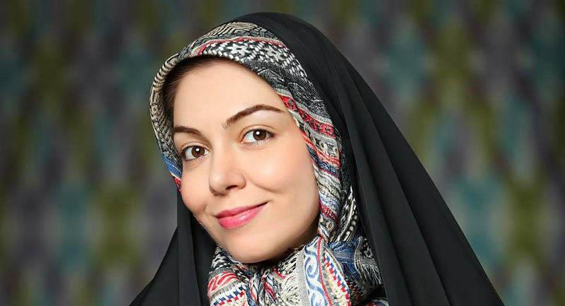 واکنش آزاده نامداری به درگذشت مجری معروف + عکس
