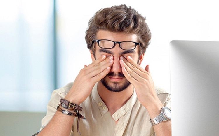 دومین عامل نابینایی در کشور