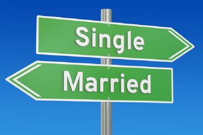 حال روانی مجردها نسبت به متأهل ها بهتر است!