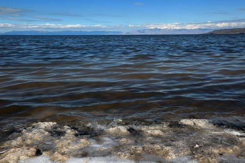 تراز دریاچه ارومیه 78 سانتی متر افزایش یافت