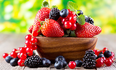 ۳۰ خوراکی ضدسرطان