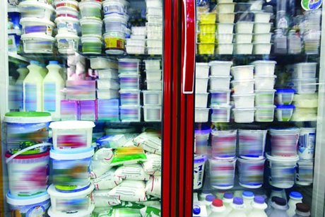 مصرف لبنیات پرچرب مورد تایید وزارت بهداشت نیست