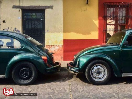 پراید مکزیکیها + عکس
