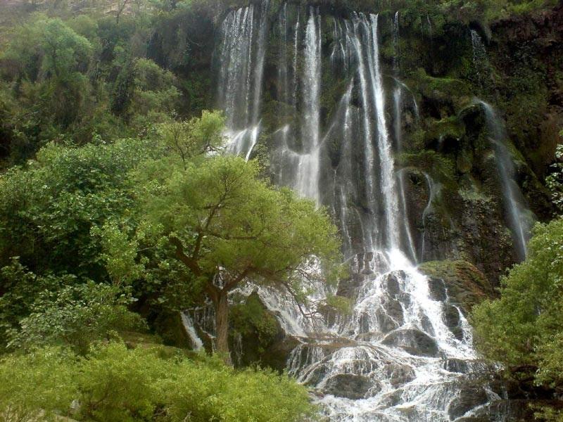 آبشار نیاگارای ایران کجاست؟