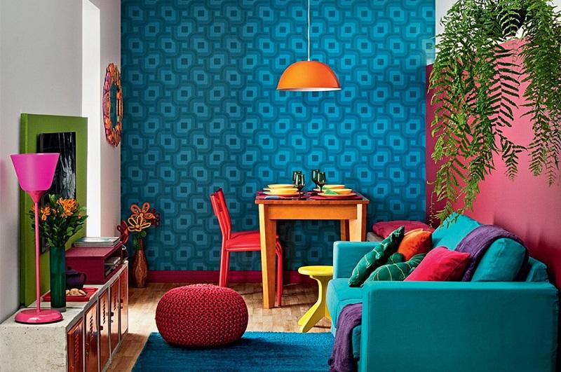 چگونه به خانه هایمان رنگ و لعاب بدهیم؟