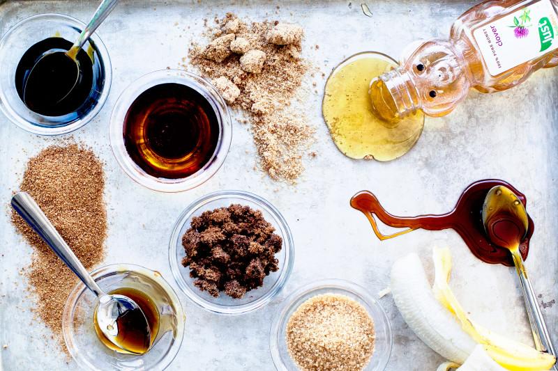 این شیرین کننده های طبیعی را جایگزین شکر کنید